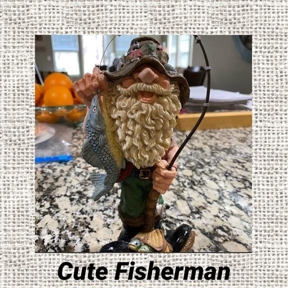 Cute Fisherman